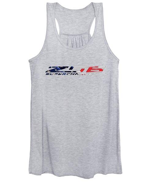 All American Z06 Women's Tank Top