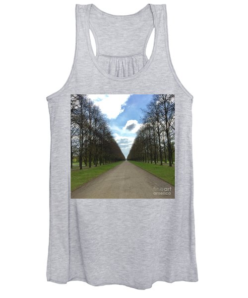 Alley Women's Tank Top