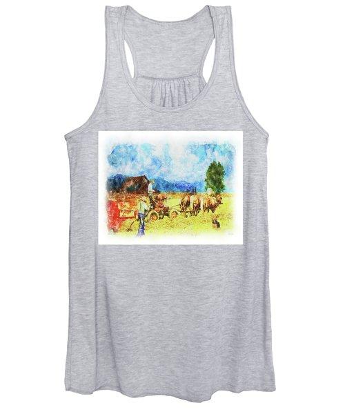 Amish Life Women's Tank Top