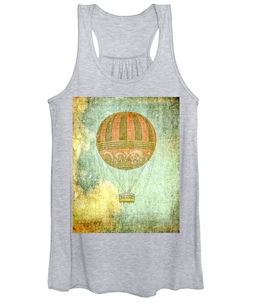 Among The Clouds Women's Tank Top