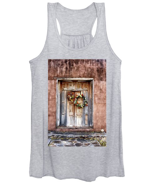 And Silently Gaze Women's Tank Top