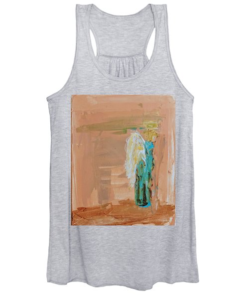 Angel Boy In Time Out  Women's Tank Top