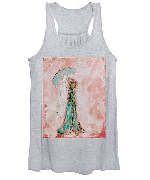 Angel By Your Side Women's Tank Top
