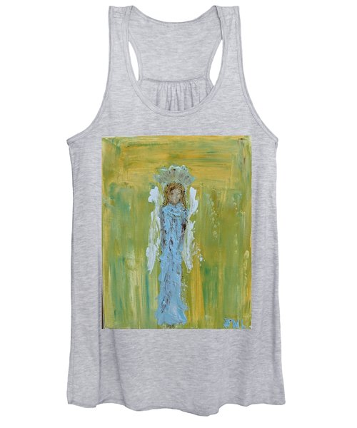 Angel Of Vision Women's Tank Top