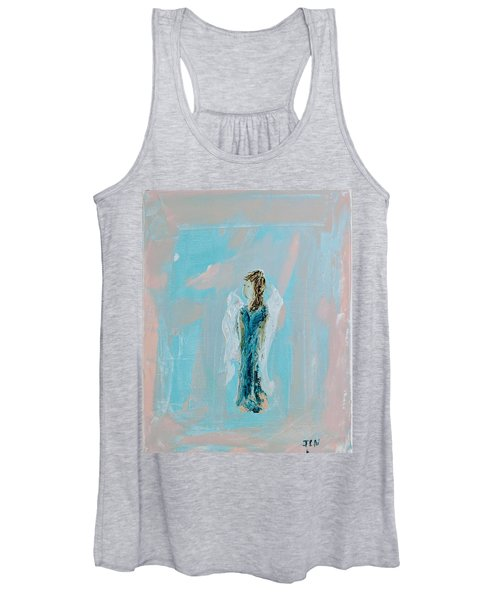 Angel With Character Women's Tank Top