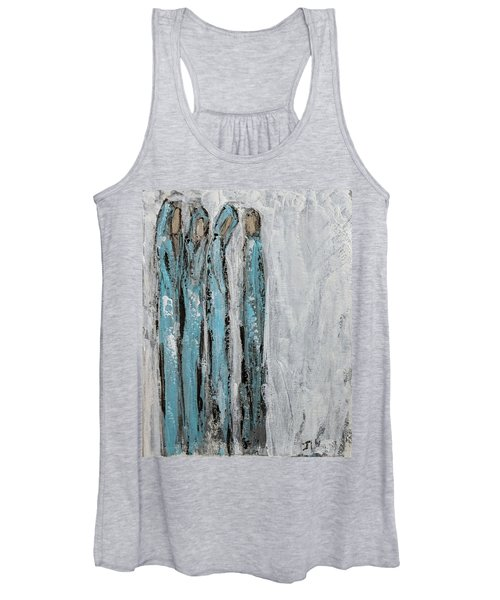 Angels For Forgiveness  Women's Tank Top