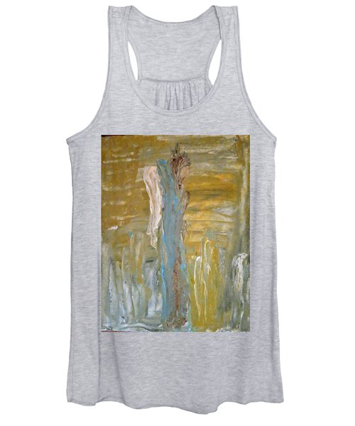 Angels In Prayer Women's Tank Top