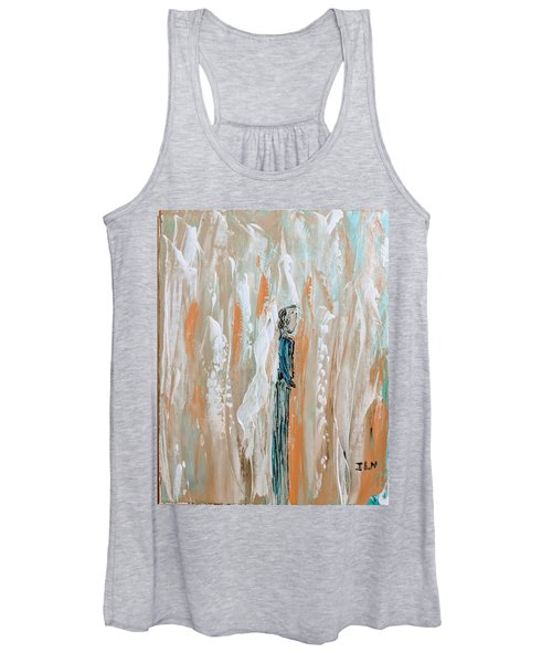 Angels In The Midst Of Every Day Life Women's Tank Top