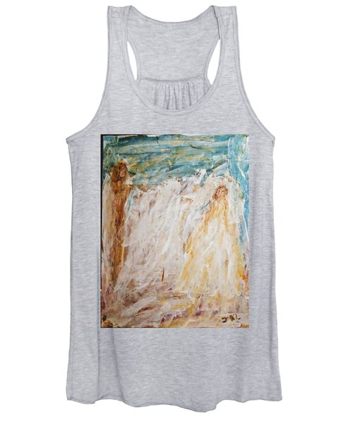 Angels Of Peace Women's Tank Top