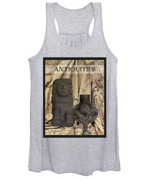Antiquities Women's Tank Top