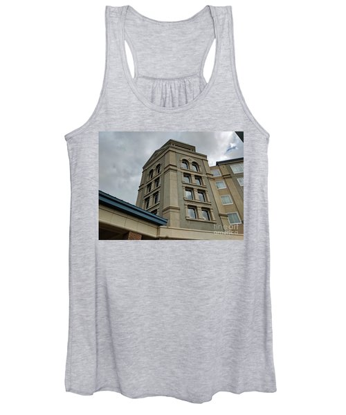 Architecture In The Clouds Women's Tank Top