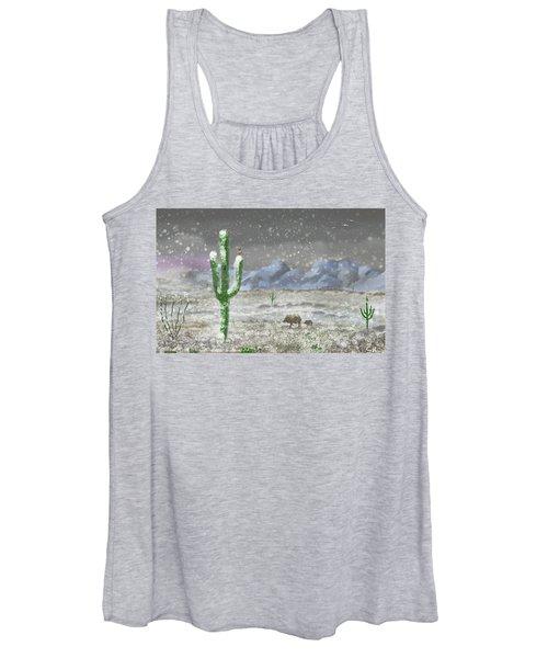 Arizona Blizzard Women's Tank Top