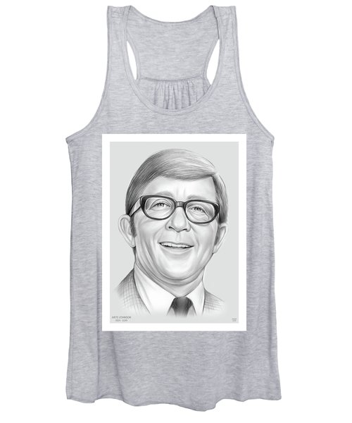 Arte Johnson Women's Tank Top