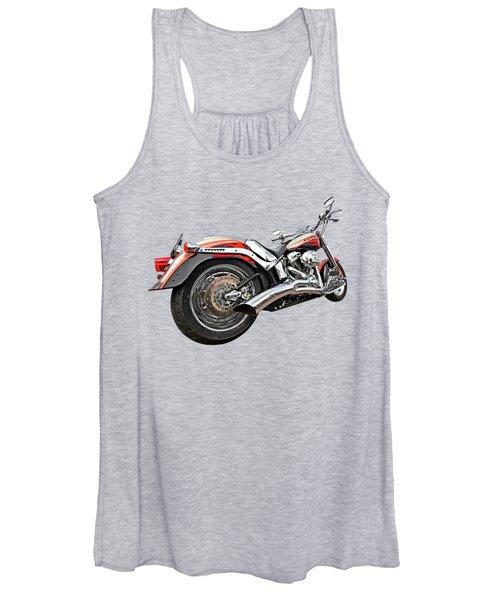 Lightning Fast - Screamin' Eagle Harley Women's Tank Top