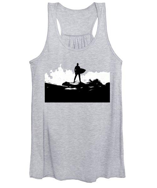 Surf's Up Women's Tank Top