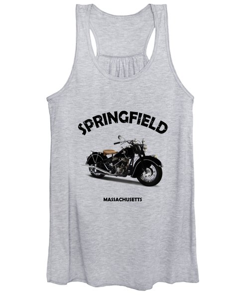The Chief 1946 Women's Tank Top
