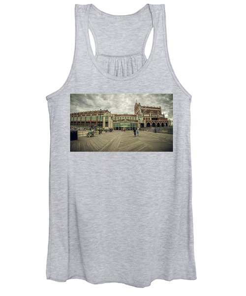 Asbury Park Convention Hall Women's Tank Top