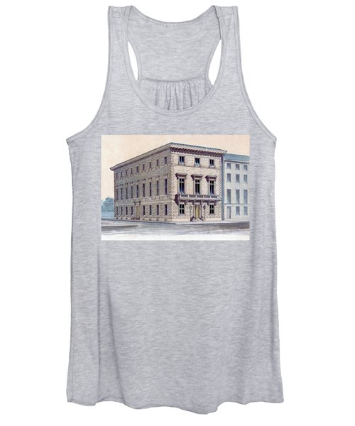 Athenaeum Perspective Women's Tank Top