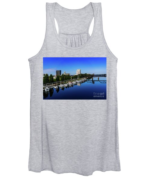 Augusta Ga Savannah River 2 Women's Tank Top
