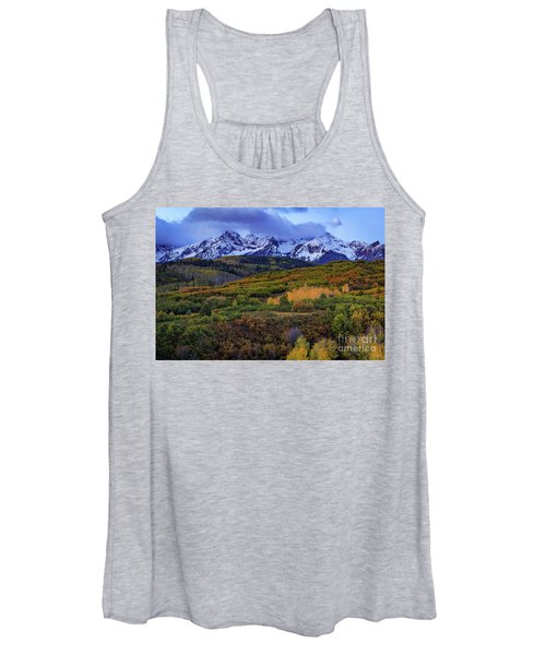 Autumn At The Dallas Divide Women's Tank Top