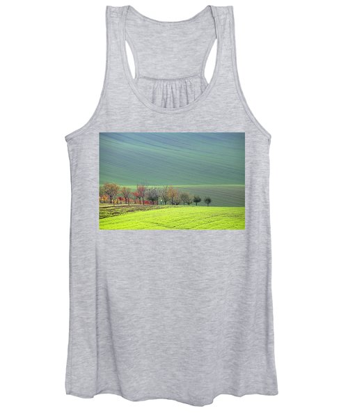 Autumn In South Moravia 18 Women's Tank Top
