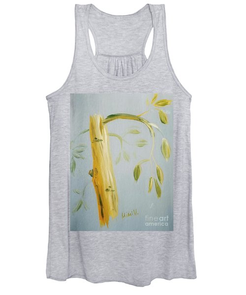 Avocado Tree  Women's Tank Top