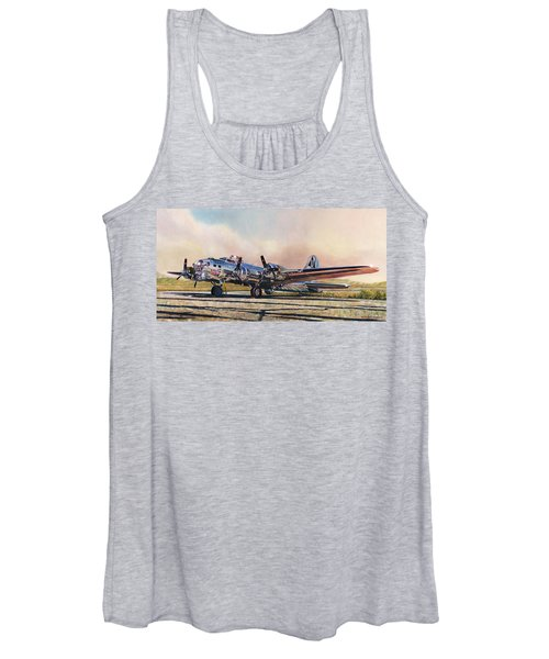B-17g Sentimental Journey Women's Tank Top