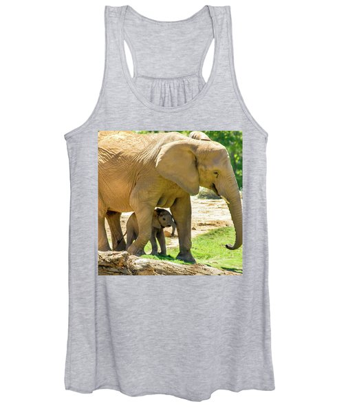 Baby's Safe House Women's Tank Top