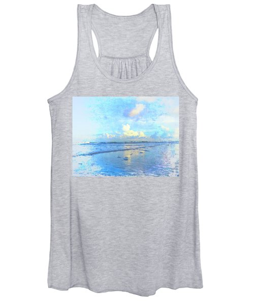 Beach Day Women's Tank Top