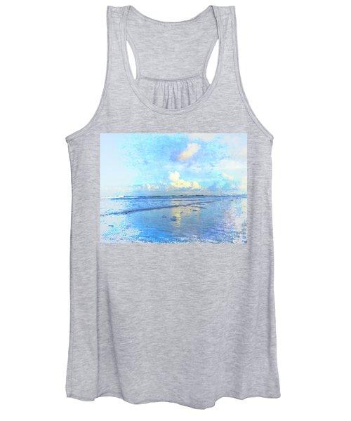 Beach Day Women's Tank Top
