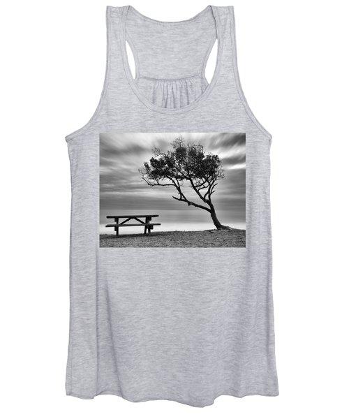 Beach Tree Women's Tank Top