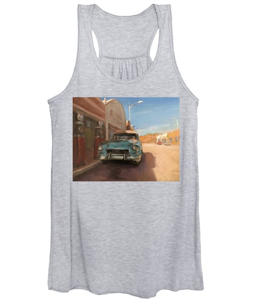 Beautiful Downtown Lowell, Arizona Women's Tank Top