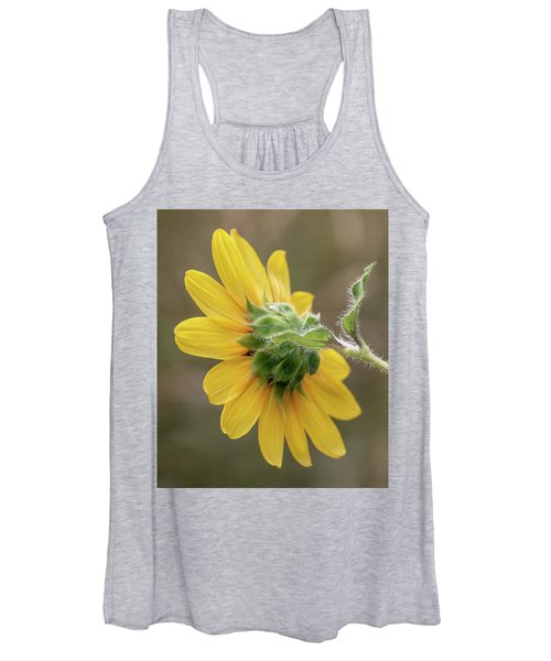 Beauty From Behind Women's Tank Top