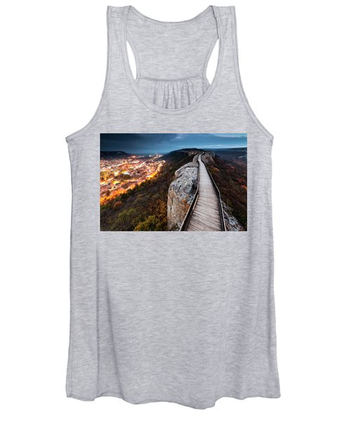 Between Epochs Women's Tank Top