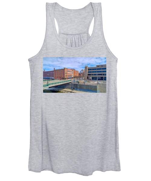 Binghamton Art Women's Tank Top