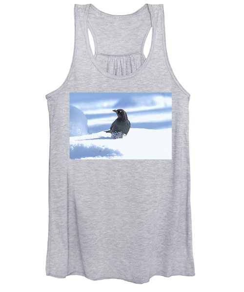 Brewer's Blackbird Women's Tank Top
