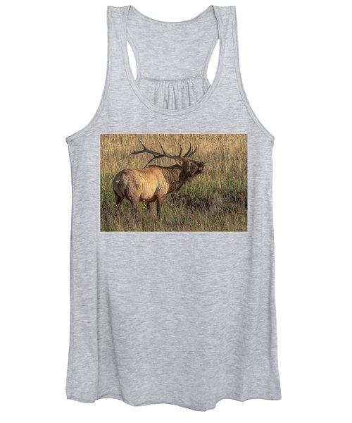 Bugling Bull Elk 7777 Women's Tank Top