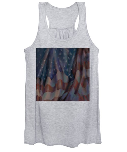 By The Dawns Early Light Women's Tank Top