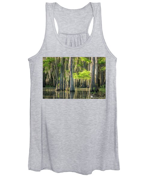 Caddo Swamp 1 Women's Tank Top