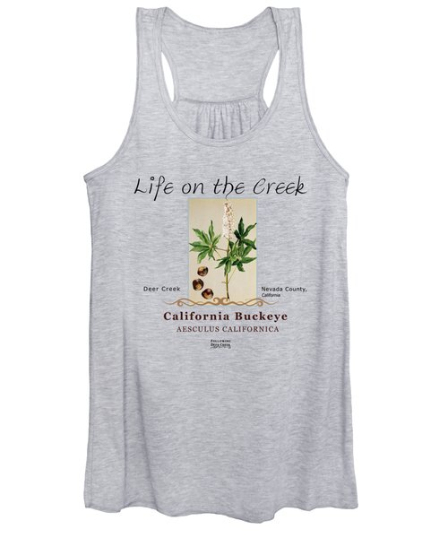 California Buckeye Women's Tank Top