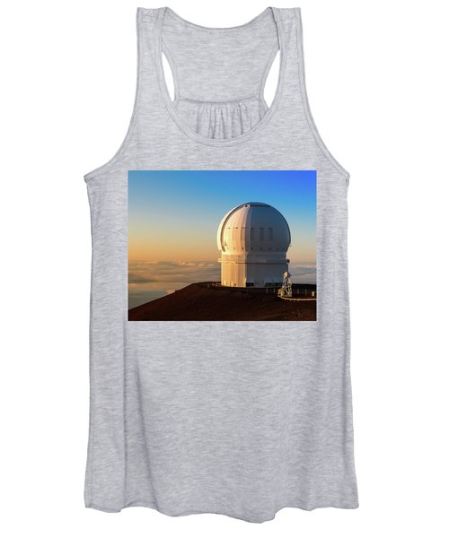 Canada-france-hawaii Telescope Women's Tank Top