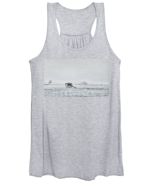 Cannon Out In The Field Women's Tank Top