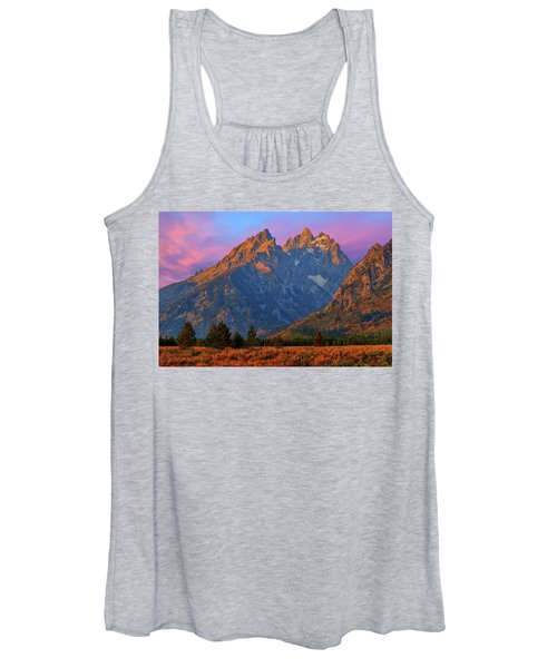 Cathedral Dawn Women's Tank Top