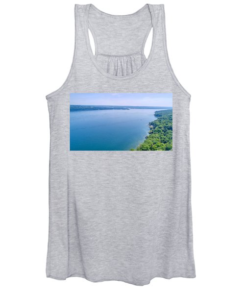 Cayuga From Above Women's Tank Top