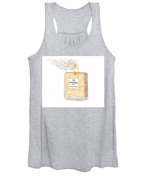 Chanel Splash Women's Tank Top