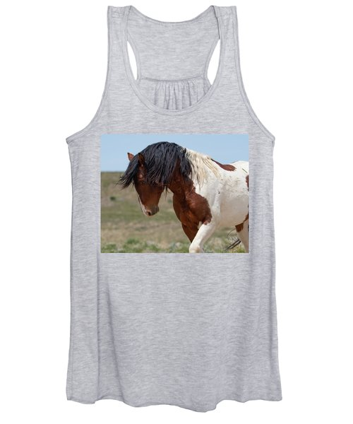 Charger Women's Tank Top