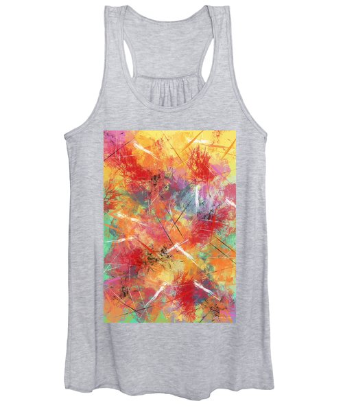 Cherry Bomb Women's Tank Top
