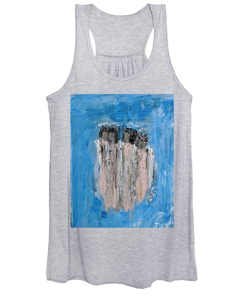 Choir Angels Women's Tank Top