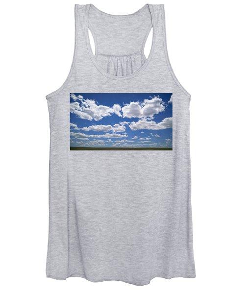 Clouds, Part 1 Women's Tank Top