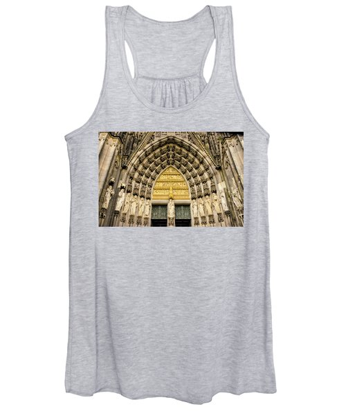 Cologne Cathedral Women's Tank Top